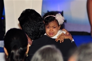 Photos of Aradhya Bachchan Cute Baby of Celebrity