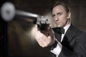 Skyfall Daniel Craig as James Bond