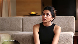 Beautiful Deepika Padukone Interview HD Photo