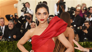 Deepika Padukone Photo Shoot in 2018 Met Gala Event