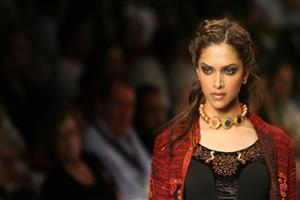 Deepika Padukone on Ramp