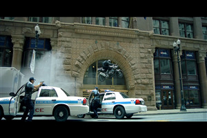 Aamir Khan Stunt in Movie Dhoom 3