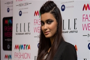 Actress Diana Penty with Beautiful Hairstyle HD Wallpapers