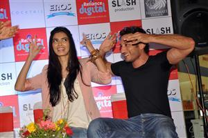 Diana Penty Promotes Cocktail Movie
