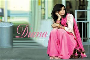 Diana Penty in Pink Dress