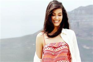 Diana Penty with Cute Smile