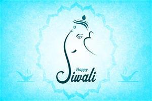 Beautiful Happy Diwali Ganesha Wallpapers Dowanload