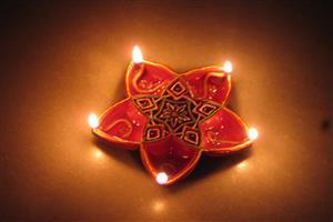 Diwali Celebration with Diya in INDIA Wallpapers