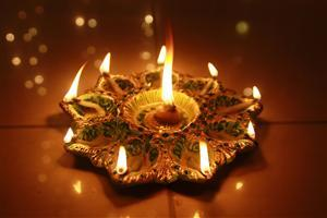 Diwali Diya Decoration Wallpapers