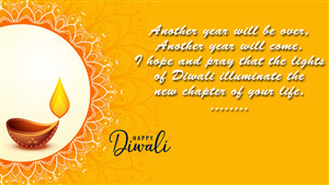 Diwali Festival Greetings HD Photo