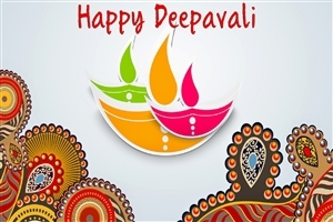 Happy Deepavali Indian Festival HD Wallpapers