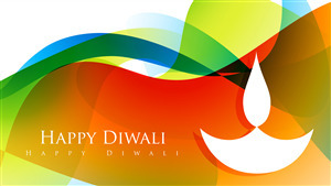 Happy Diwali 4K Background Wallpaper