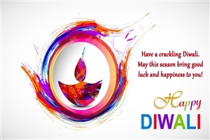 Happy Diwali Colorful HD Wallpapers