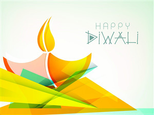 Happy Diwali Desktop Background Image