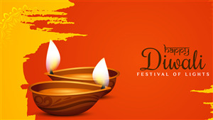 Happy Diwali Festival of Light 4K Wallpapers