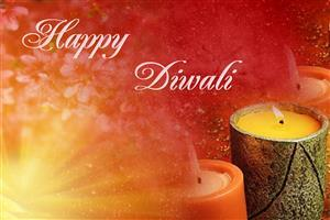 Hindu Festival Diwali Celebration Wallpaper