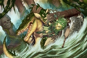 Pathfinder Art Painting HD Images