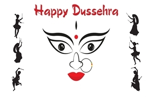 Happy Dussehra HD Wallpapers Background