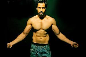 Body of Emraan Hashmi