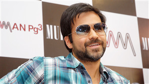 Emraan Hashmi 4K Wallpaper