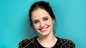 Cute Smile of Eva Green HD Wallpaper
