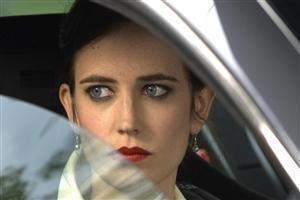 Eva Green in Car