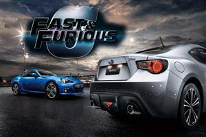 Fast and Furious 6 Cover Photo