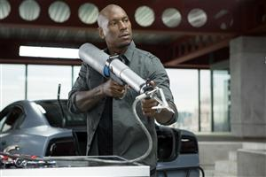 Tyrese Gibson in Fast and Furious 6 English Movie