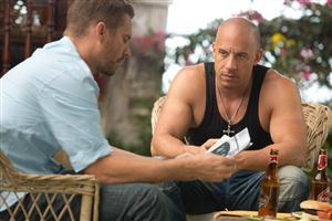 Vin Diesel and Paul Walker in Furious 6