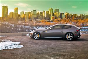 Beautiful Car Ferrari FF Wallpapers