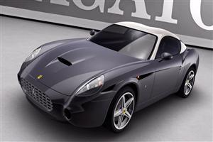 Beautiful Ferrari 575 GTZ Zagato