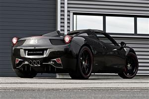 Ferrari 458 Italia Spider Perfetto HD Car Wallpapers