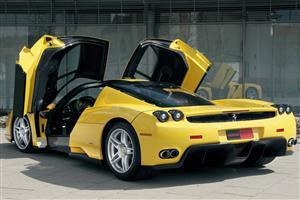 Ferrari Enzo Yellow Car Wallpapers