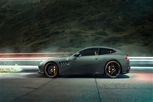 Ferrari GTC4Lusso 2018 Car 4K Wallpapers