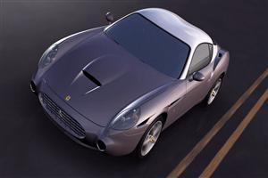 HD Car Ferrari 575 GTZ Zagato