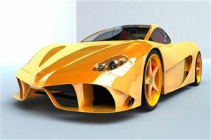 Yellow Spider Ferrari Aurea Car Wallpapers
