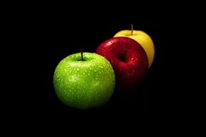 Apple Fruit Food Photo