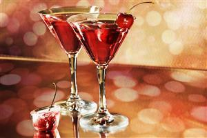 Cocktail Cherries Drinks Free Download