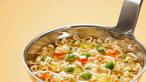Cook Vegetable Noodle Food HD Photo