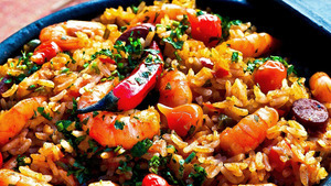 Fried Rice in Dinner Food HD Photo