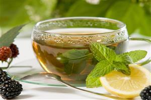 Green Neem Tea Drink Image