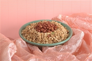 Nut and Chevdo Snacks Breakfast Images