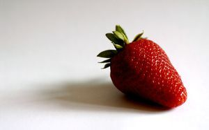 Strawberry Fruit Background Photo