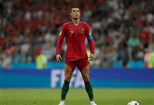 Cristiano Ronaldo FIFA World Cup 2018 HD Photos