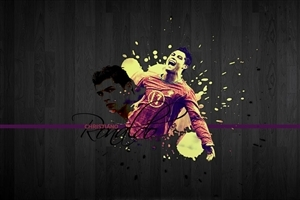 Cristiano Ronaldo Portugal Team Footballer HD Background Wallpapers