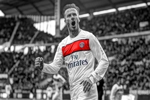 David Beckham Footballer Wallpaper