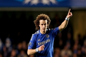 David Luiz Footballer HD Wallpaper