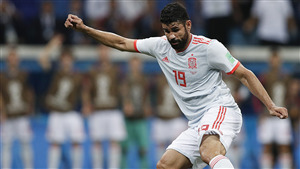 Diego Costa in Fifa 2018 World Cup HD Wallpapers