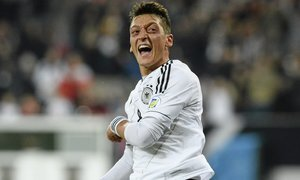 FIFA Player Mesut Ozil Pics