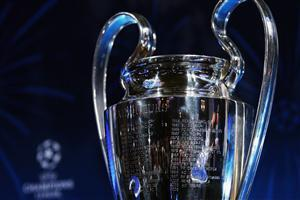 Football Champions League Cup